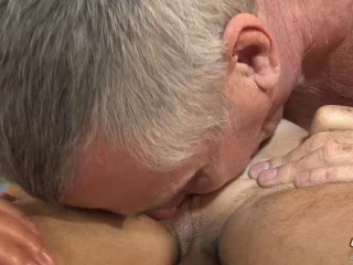 Older4Me - Sensuous Duo Rubdown