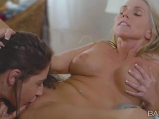 Abella Danger & Christie Stevens - Play It Straight