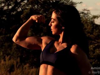 Amina Ansari - Fitness Model