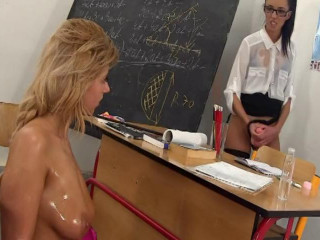 Schoolgirl Punishment  2