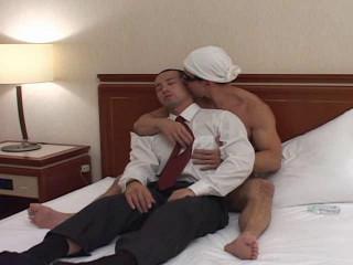 Super-naughty Business Dept Vol.1 - Faggots Asian, Fetish, Cum shot - HD