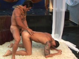 Sexy Egypt Slaves Love Huge Dicks
