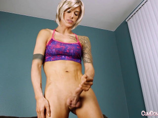 Sporty Domme