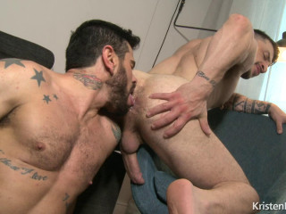 kb - Sergio Moreno & Mario Domenech (Sex Men: Downtown) Bareback