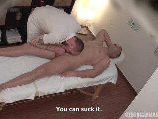 Czech Gay Rubdown Gig 4