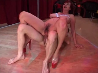 Slut hairy MILF Piroska Analised