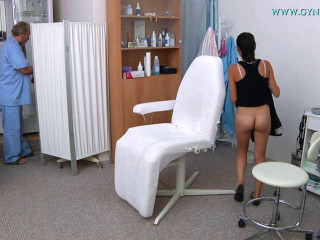 Legal years lady gynecology examination