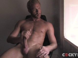 CockyBoys - Christopher Daniels Jacks Off