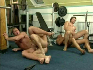 Sexy Bodyguards In Raw Anal Gangbang