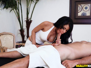 Shay Evans - Lubed Up Latina