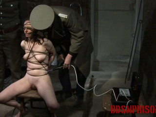 Extraordinary - Call girl Nadja Hates Domination & submission Prison & Torture She Earned