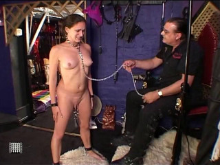 Slavegirls Electric Chastity Belt