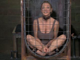 Realtimebondage - Apr 1, 2014 - Violent summoning inhale on Ten inch Big black cock - Darling