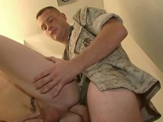 Bareback Military Kaos