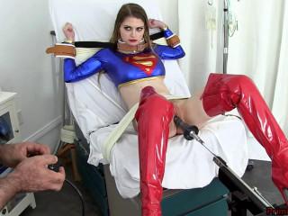 Supergirl Taken by the Ravisher (Primal Fetish)