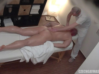 Czech Gay Massage Sequence 7