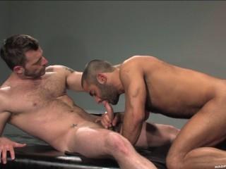 Raging Stallion - All the Way - Jason Michaels & Morgan Black (1080p)