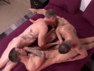 Battlefield Threesomes vol. 3