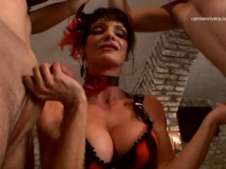 Carmen Rivera - Fake penis Goddesses