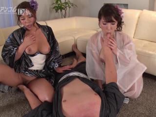 Big-titted Sweeties Sara Saijo, Yume Mizuki - Complex Adult Healing
