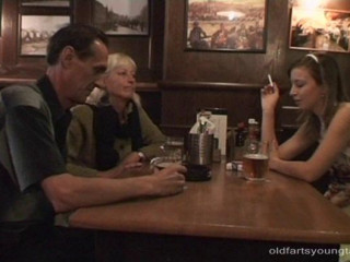 Paula J & Marta - Luving a   in the pub