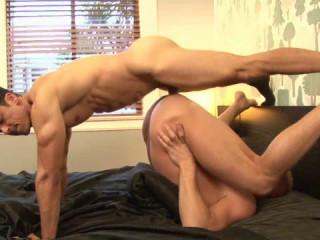 NakedSword - The Professional Escort - Rafael Alencar, Christopher Daniels