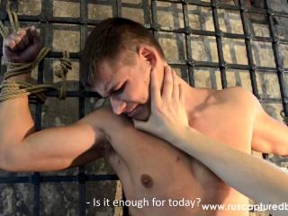 RusCapturedBoys - New Victim Yaroslav 3