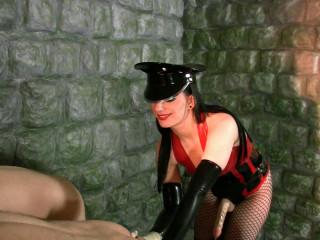 Mistress Rebekka's Butt Slut Brigade - Anal Examination Pt 5