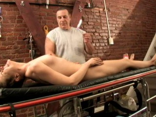 Restrain bondage With Ryah Part 2
