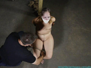Nude Chair Tie For Rachel - Scene 1 - HD 720p