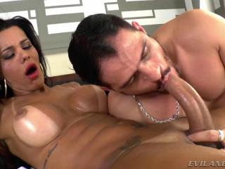 TS Sexy Mega Cocks Vol. 2 Ep. 3
