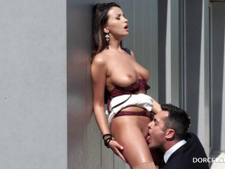 Alyssia Kent (Hot break at the office)