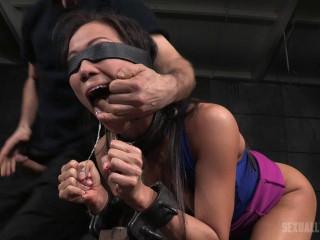 SexuallyBroken - November 25, 2015 - Kalina Ryu - Maestro - Jack Hit