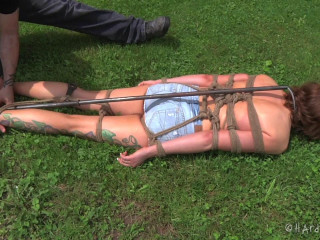 Ravaging Rain - Sexy Slave In Action