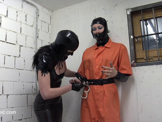 Jail - 1 of 2 - Anna Rose & Amarantha