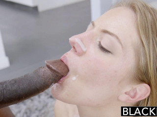 Pretty Blonde Girl Fucked By A Big Long Dick