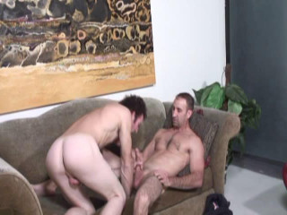 Straight Guys Get Creampies - part 2