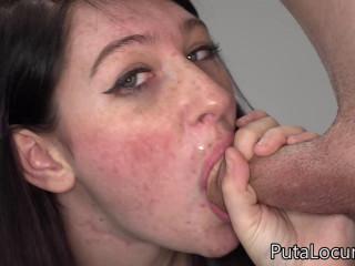 Mass ejaculation con Meraki