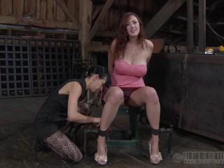 Realtimebondage - Oct 6, 2012 - Udderly Penetrated - Holly Wildes