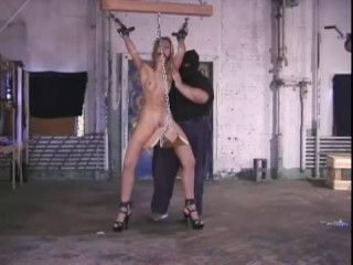 Extreme Restrain bondage - Trussed Beauty