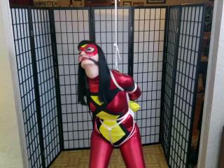 Nyxon - Spider Woman Bound