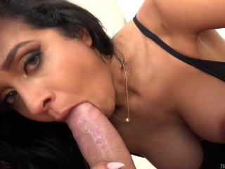 Abby Lee Brazil - POV, Rides A  And Takes  Trouser snake In The Bum (2016)