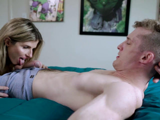 Cory Chase - My Escort friend Takes My Virginity