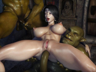 Secret of Hottie Orc Ritual