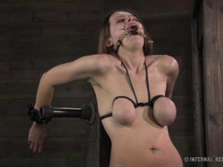 Infernalrestraints - Oct 25, 2013 - Crop Boob Fun - Nadia Milky - Cyd Black
