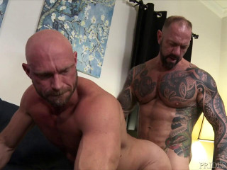 Extra Big Dicks - Damn! It Is Big!!!  Vic Rocco &  Knox 720p