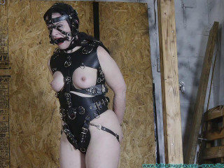 He Dreamed a Horse Lady for Christmas 3part - BDSM, Humiliation, Torment HD 720p