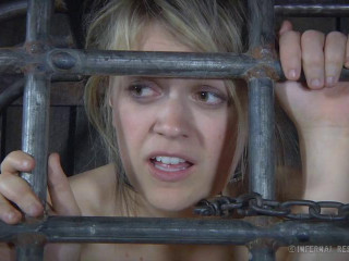 Restrain bondage Is The Fresh Black: Scene 3
