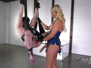 Strap-On Slut Puppet