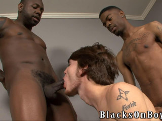 Blacks On Boys - Fenrir, Thugzilla and Mr. Buck (720p)